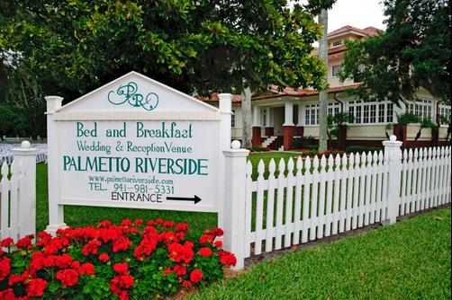 Palmetto Riverside Bed and Breakfast - Palmetto