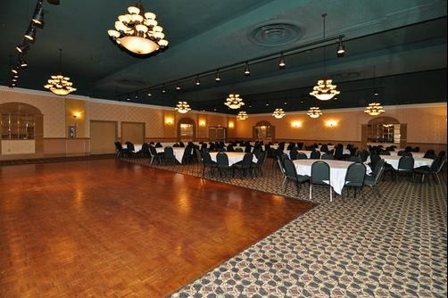 Clarion Inn & Suites - Stockton - Restaurante