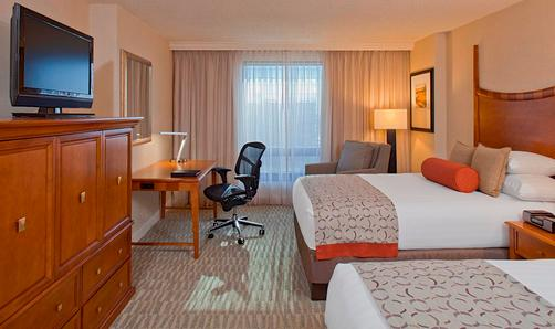 Hilton Tampa Downtown - Tampa - Quarto