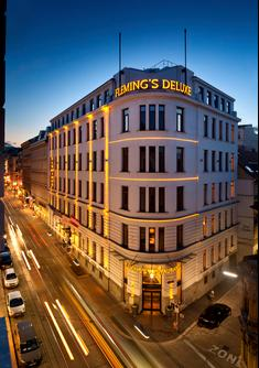 Fleming's Deluxe Hotel Wien-City