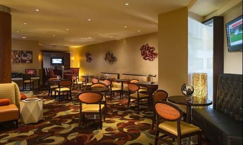 Washington Dulles Airport Marriott - Sterling - Restaurante