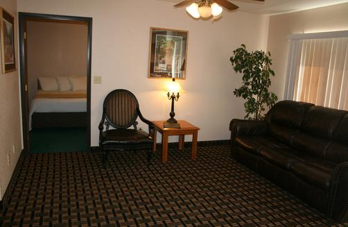 Allington Inn and Suites - South Fork - Sala de estar