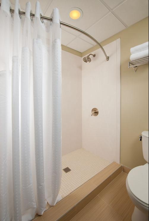 Holiday Inn Express & Suites Pittsburgh West - Greentree - Pittsburgh - Banheiro