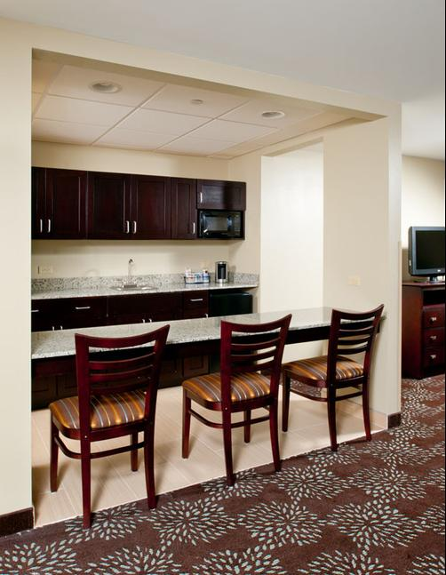 Holiday Inn Express & Suites Pittsburgh West - Greentree - Pittsburgh - Cozinha